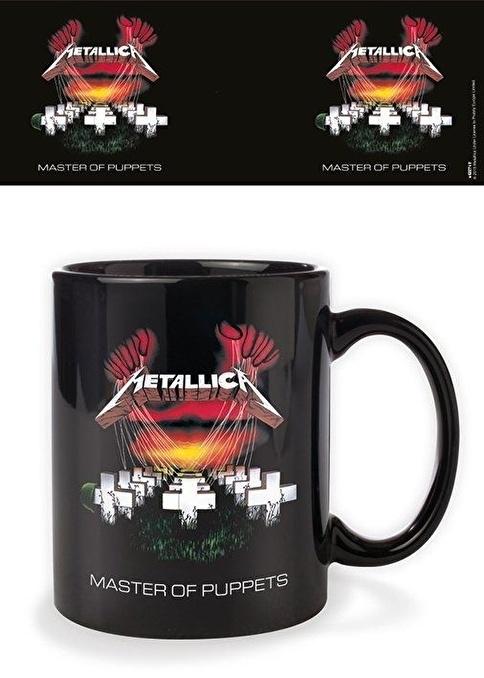 Pyramid International Metallica Master Of Puppets Kupa Bardak Renkli